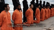 ISIS Beheads 21 at Beach: We Will Mix 'Crusaders' Blood With Osama Bin Laden's in Sea