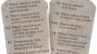 Hundreds of Idaho Residents Rally in Support of Ten Commandments Monument